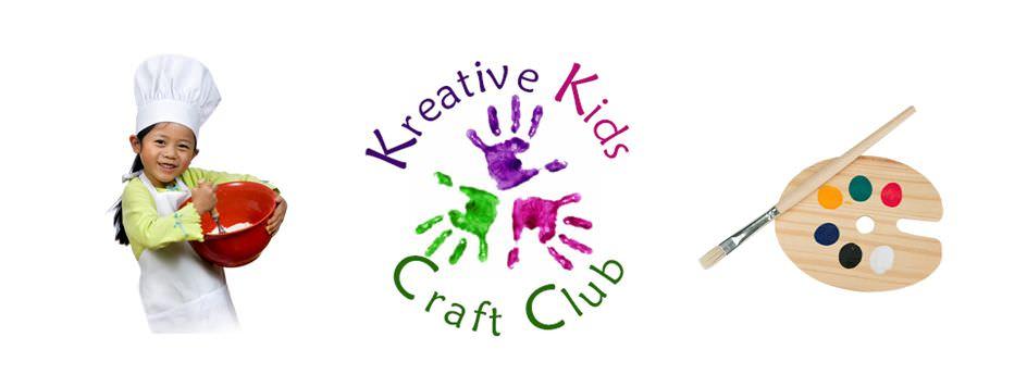 Lightwater Village Kreative Kids Craft Club